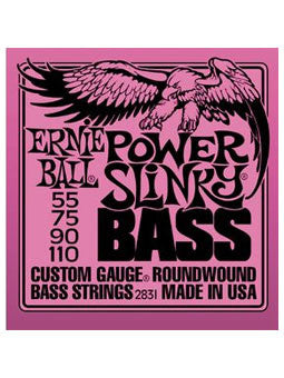 ERNIE BALL 2831 Power Slinky Bass - La Pietra Music Planet
