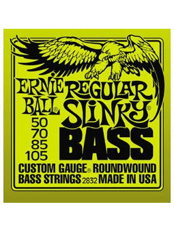 ERNIE BALL 2832 Regular Slinky Bass - La Pietra Music Planet