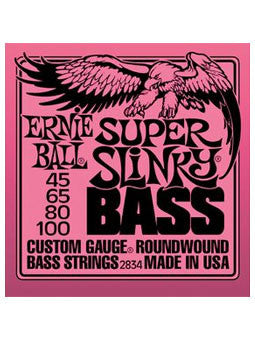 ERNIE BALL 2834 Super Slinky Bass - La Pietra Music Planet