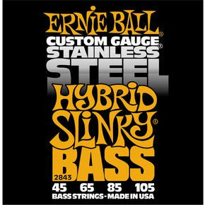 ERNIE BALL 2843 Hybrid Slinky Bass - La Pietra Music Planet