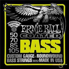 ERNIE BALL 3832 Coated Regular Slinky Bass - La Pietra Music Planet