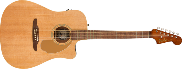 FENDER  Redondo Player Walnut Fingerboard Natural