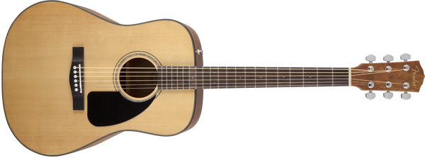 FENDER CD60 DREAD NATURAL V.3 - Novita' 2019 -