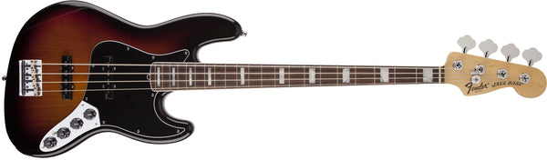 FENDER American Deluxe Jazz Bass® 3 CSB - La Pietra Music Planet