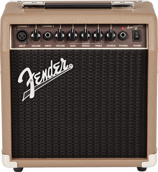 FENDER AcoustaSonic 15 - La Pietra Music Planet