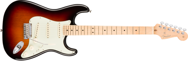 FENDER  American Pro Stratocaster® Maple 3-Color Sunburst