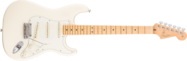 FENDER  American Pro Stratocaster® Maple Olympic White