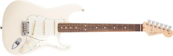 FENDER  American Pro Stratocaster® Rosewood Olympic White