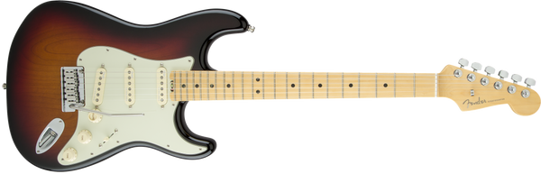 FENDER  American Elite Stratocaster® Maple 3-Color Sunburst