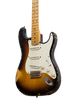FENDER StratoCaster 62 Heavy Relic 3 Color Sun Burst - La Pietra Music Planet - 1
