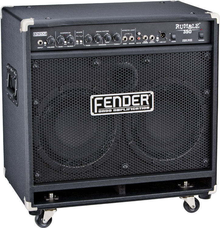 FENDER  Rumble 350 Combo - La Pietra Music Planet