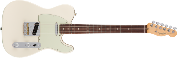 FENDER  American Pro Telecaster® Rosewood Olympic White