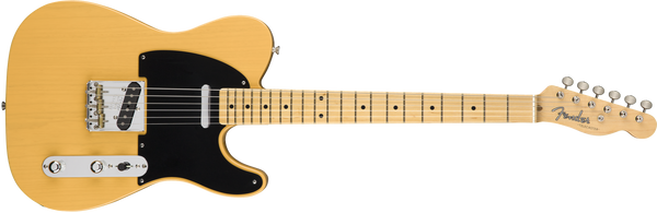 FENDER American Original '50s Telecaster® Maple Butterscotch Blonde
