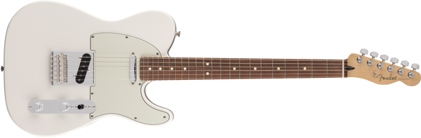 FENDER TELE PLAYER POLAR WHITE  MEX