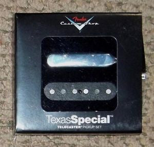 FENDER TeleCaster Texas Special kit 2 Pick Up - La Pietra Music Planet
