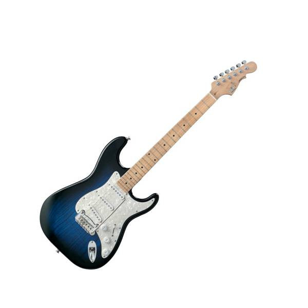 G&L TRIBUTE Legacy Premium Blu Burst Expo - La Pietra Music Planet
