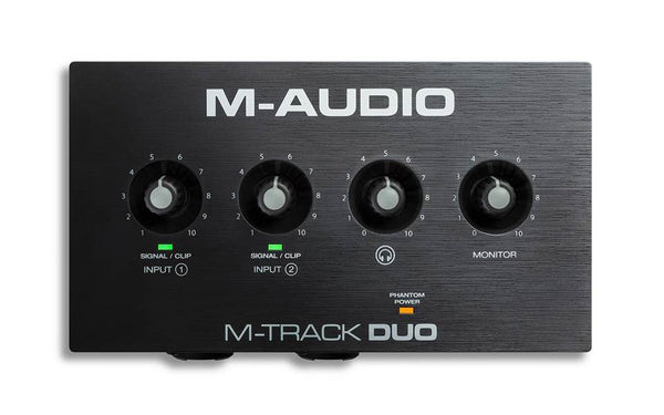 M AUDIO M TRACK DUO