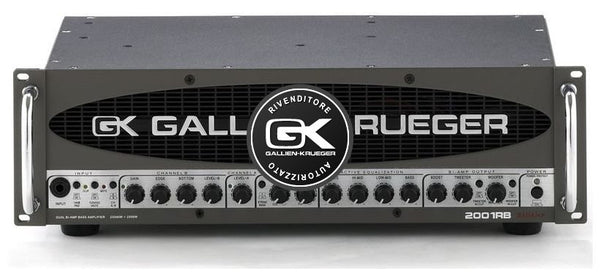 GALLIEN KRUEGER 2001Rb - La Pietra Music Planet - 1