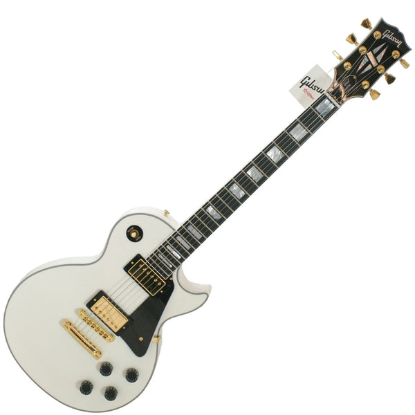 GIBSON LesPaul Custom White - La Pietra Music Planet