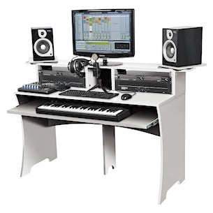 GLORIUS WORKBENCH WHITE