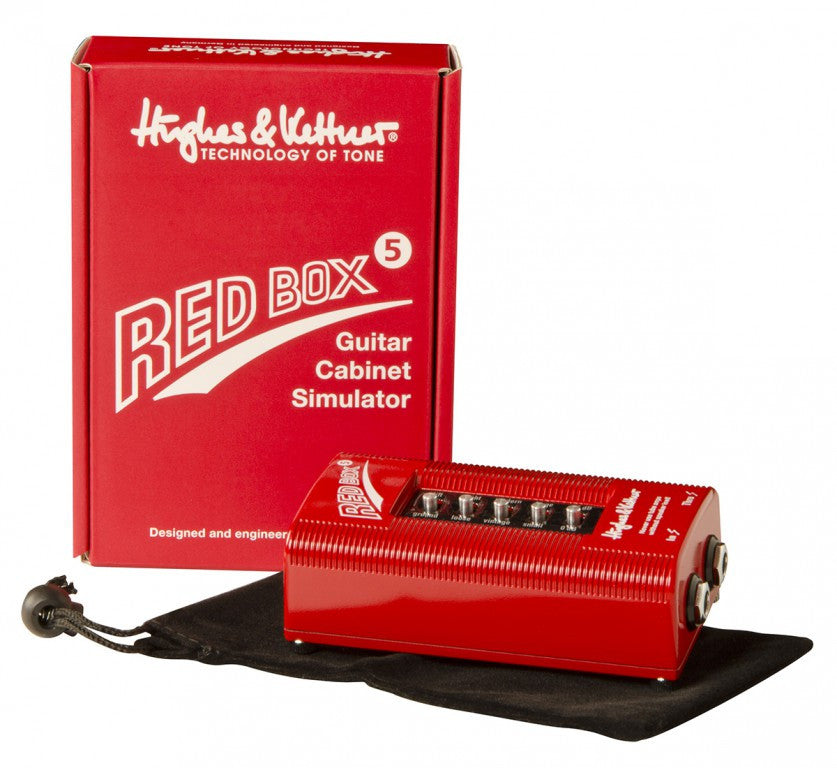 HUGHES&KETTNER RedBox 5 - La Pietra Music Planet