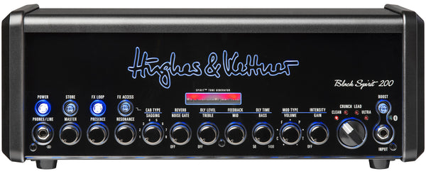 HUGHES&KETTNER BLACK SPIRIT 200