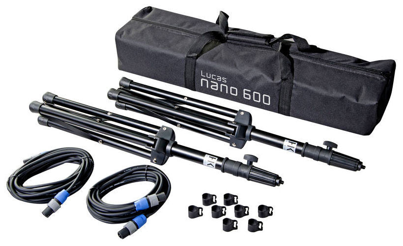 HK Stereo Add On Pack Lucas nano 600 - La Pietra Music Planet