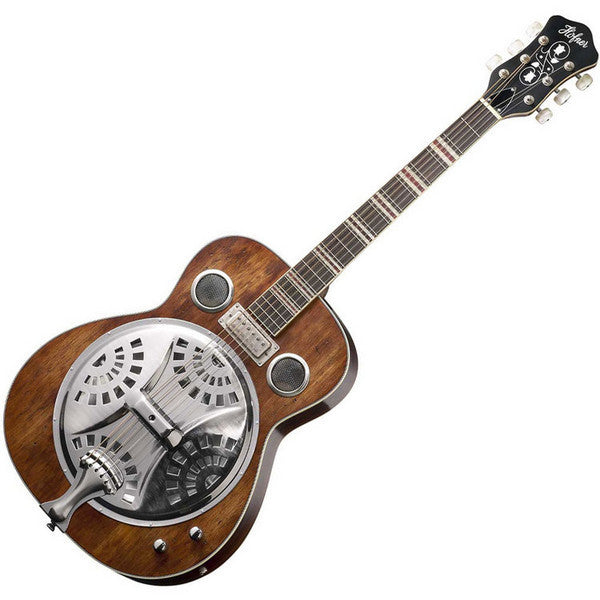 HOFNER RESONATOR HCTRGSB - La Pietra Music Planet
