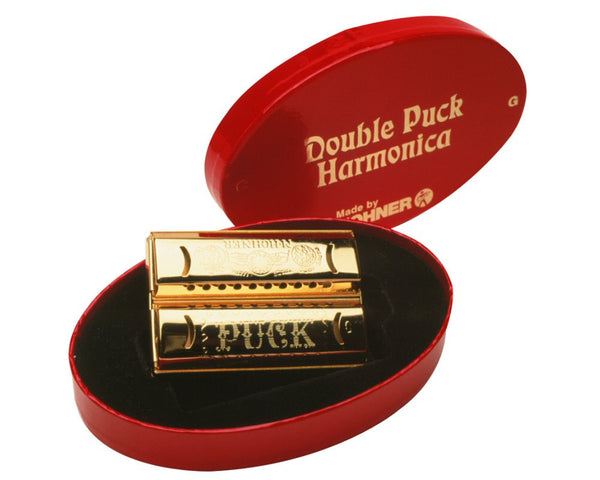 HOHNER Double Puck DO e SOL - La Pietra Music Planet