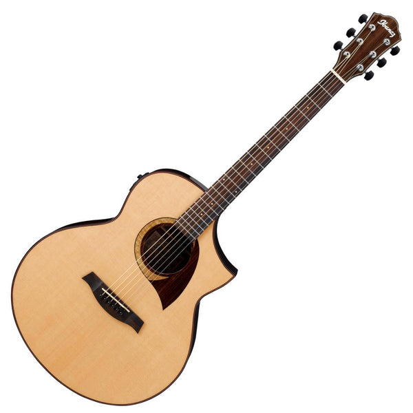 IBANEZ Aew22cd Nt Natural - La Pietra Music Planet - 1