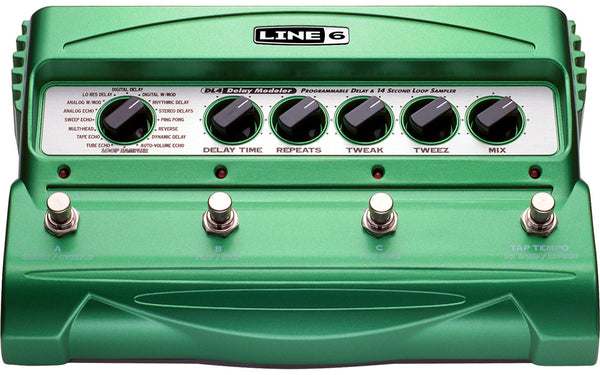 LINE6 DL4 - La Pietra Music Planet