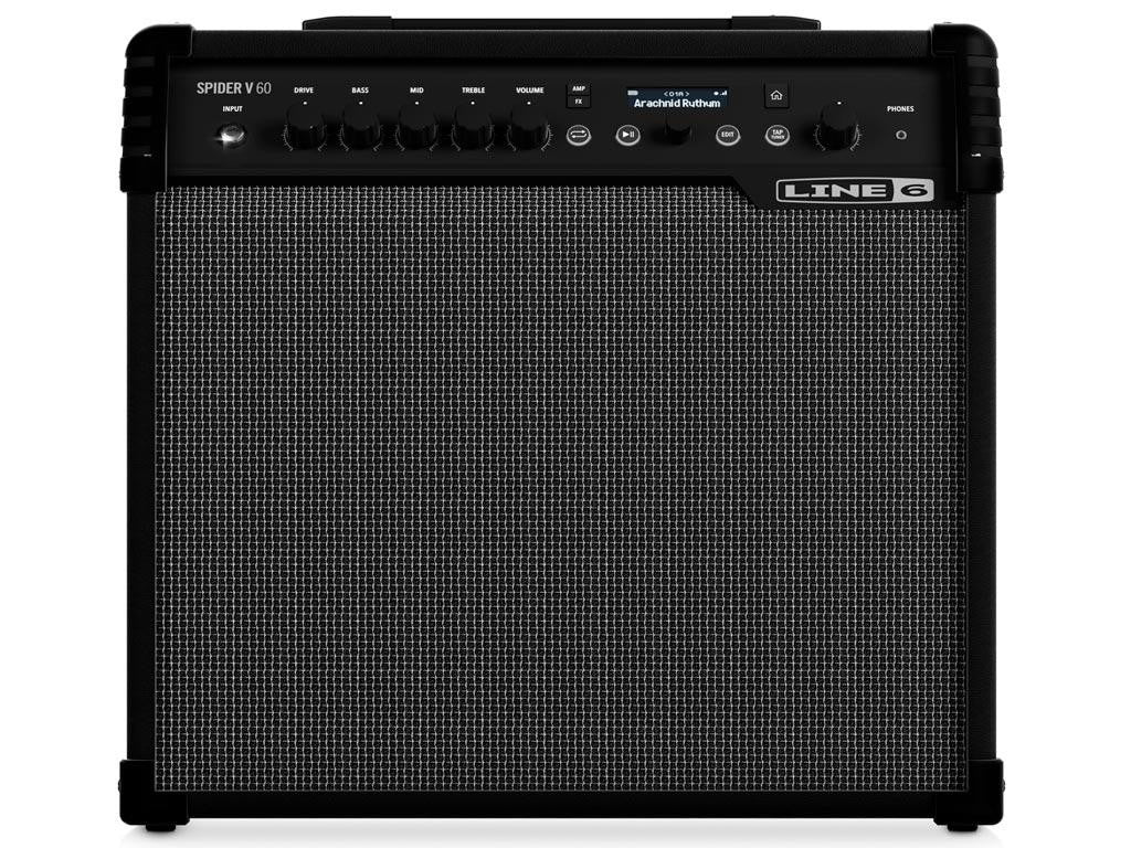 LINE6 SpiderV 60 G10 WiFi Ready New 2016! - La Pietra Music Planet