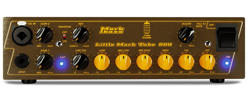 MARK BASS Little Mark Tube 800
