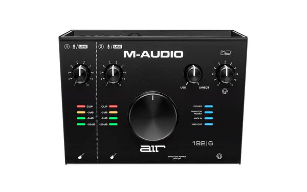 M AUDIO AIR 192-6 INTERFACCIA AUDIO