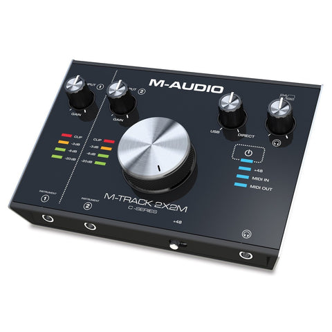 M AUDIO MTrack 2x2M - La Pietra Music Planet