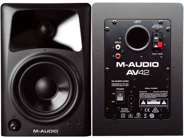 M AUDIO Av42 - La Pietra Music Planet