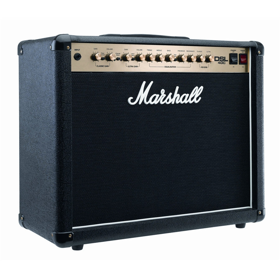 MARSHALL DSL40c Combo - La Pietra Music Planet - 1