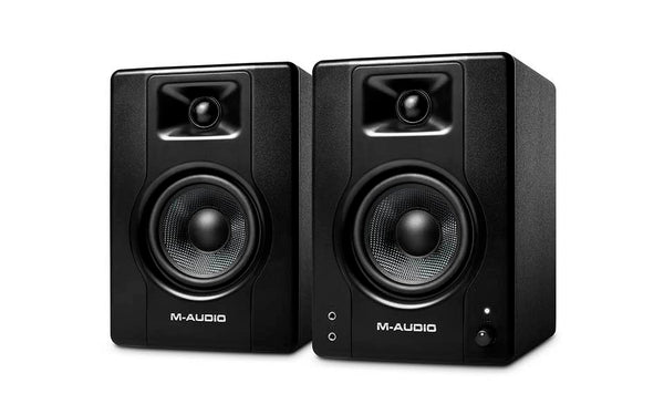 M AUDIO BX4 MONITOR