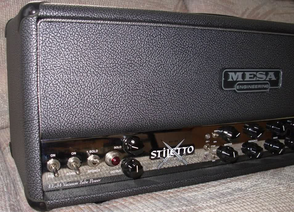 MESA BOOGIE Stiletto Deuce Super Offerta - La Pietra Music Planet