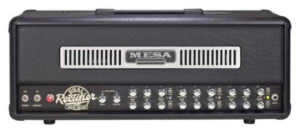 MESA BOOGIE Dual Rectifier Solo Black Diamond Taurus - La Pietra Music Planet