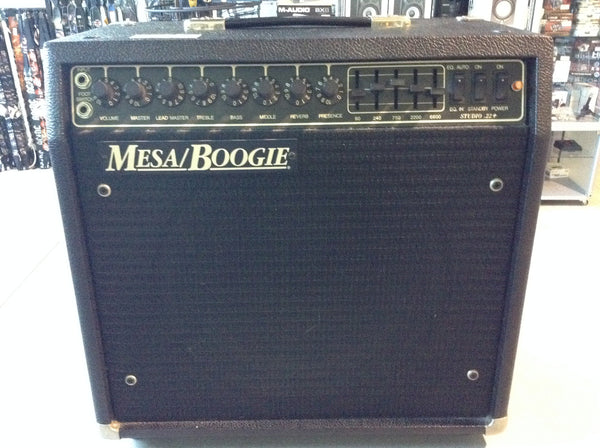 MESA BOOGIE Studio Caliber 22+ Used - La Pietra Music Planet - 1