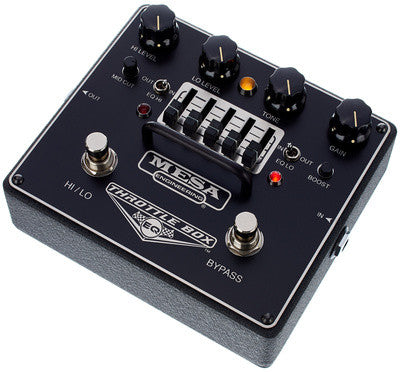 MESA BOOGIE Throttle Box Eq - La Pietra Music Planet