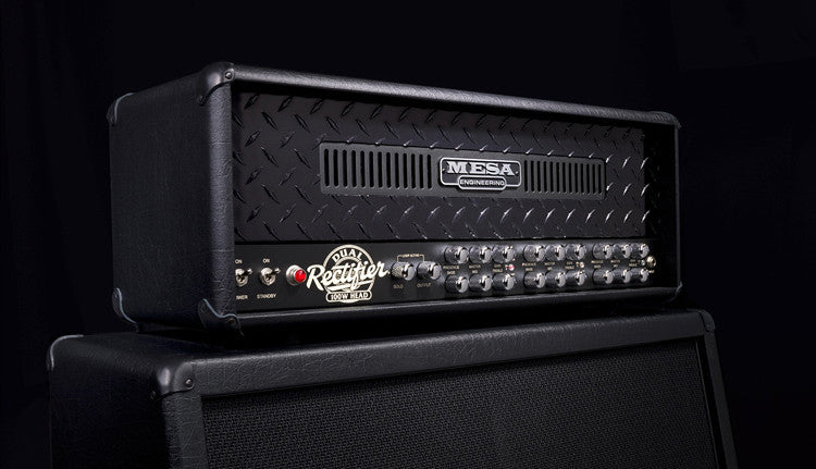 MESA BOOGIE Triple Rectifier Solo Black Taurus - La Pietra Music Planet