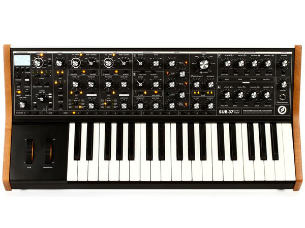 MOOG Sub 37 Tribute Edition