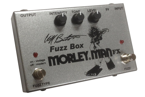 MORLEY Man Fx Cliff Burton Fuzz Box