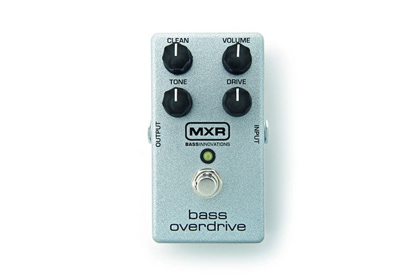 MXR M89 Bass Overdrive - La Pietra Music Planet