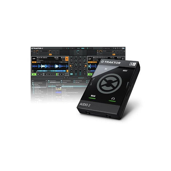 NATIVE INSTRUMENTS Traktor Audio 2 DJ Mk2 - La Pietra Music Planet - 1