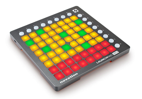 NOVATION LaunchPad Mini - La Pietra Music Planet