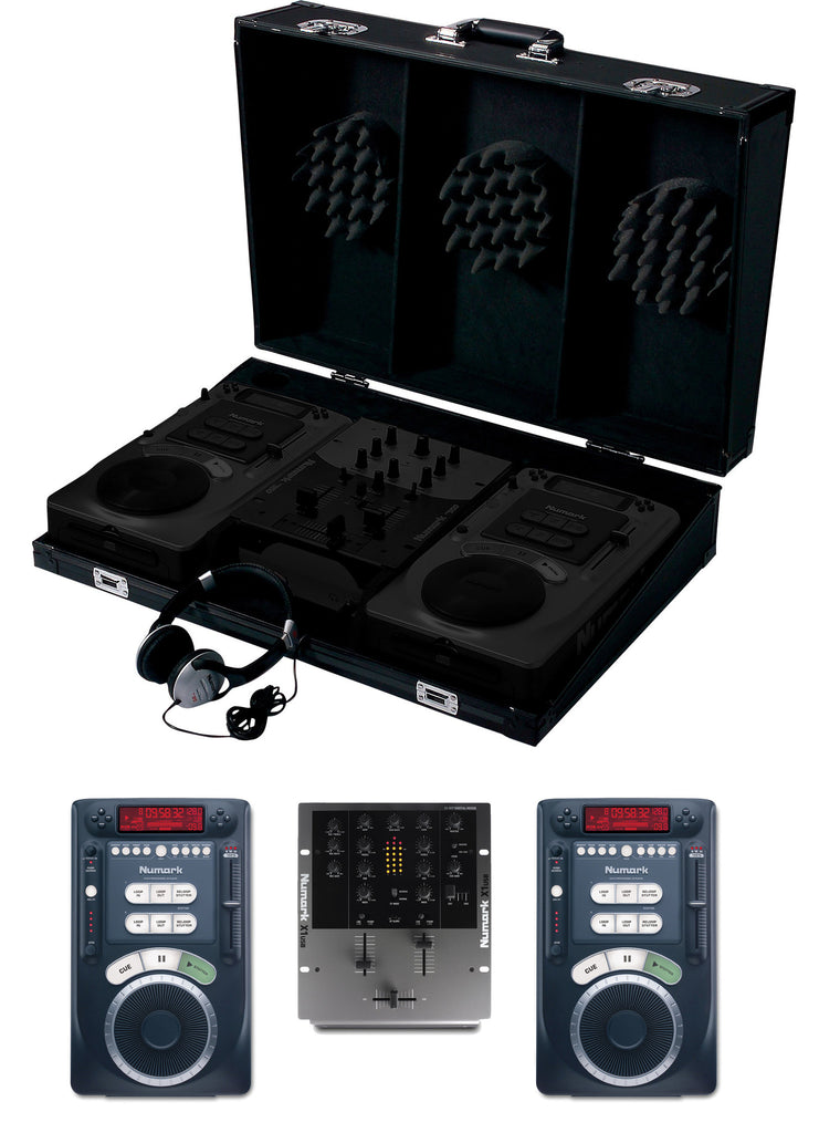 NUMARK FUSION 999 Kit - La Pietra Music Planet