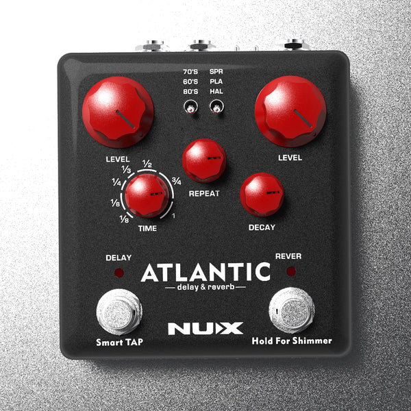NUX NDR5 ATLANTIC DELAY & REVERB